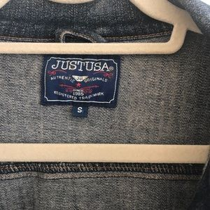 Just USA Jackets & Coats - Just USA Denim Jacket, Size S